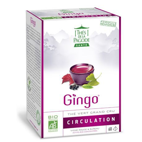 Gingo tea