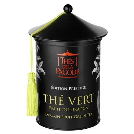 Green Tea with Dragon Fruit Prestige Edition