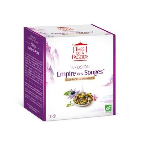 Empire des Songes - Sleep Herbal Tea 18 teabags