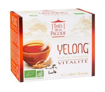 Yelong 30 teabags